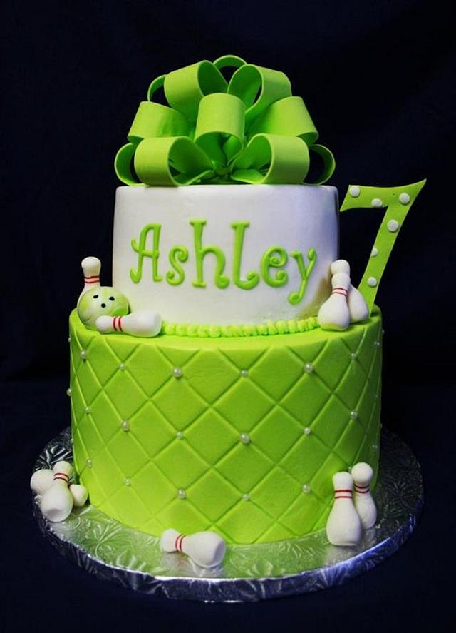 Ashley's 7th