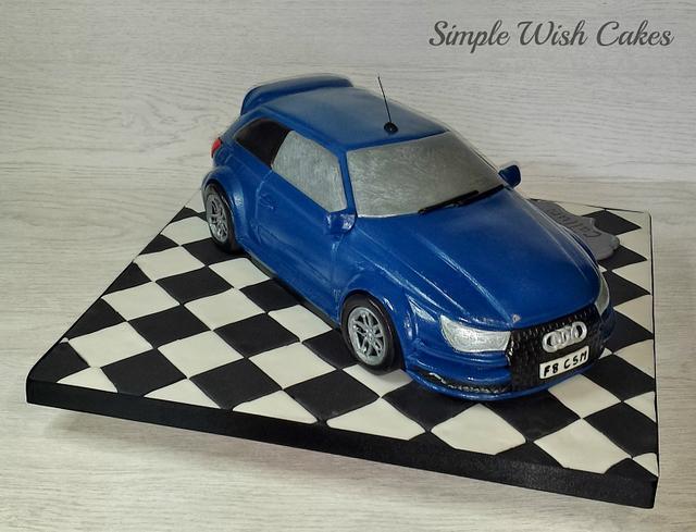 Audi S3 RS Turbo