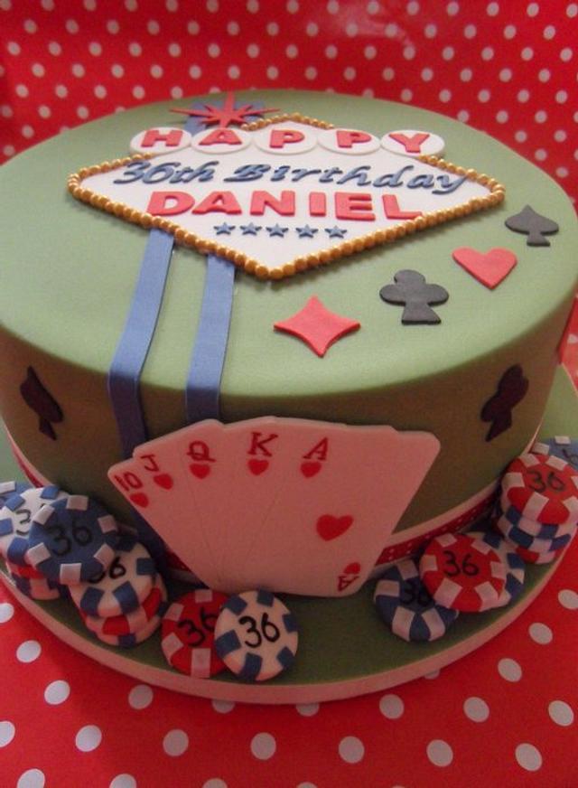 P-P-P-Poker Cake