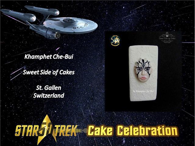 JAYLAH / Star Trek 50 - Cake Celebration