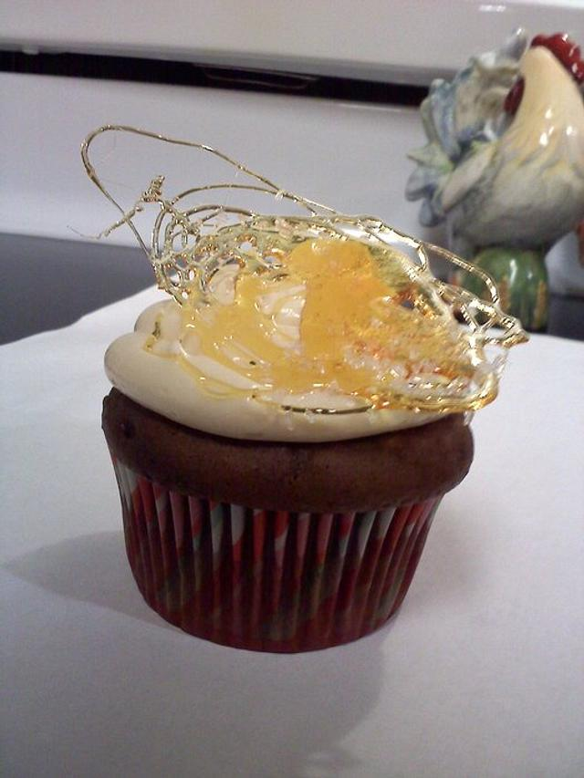 Cup cakes gourmet
