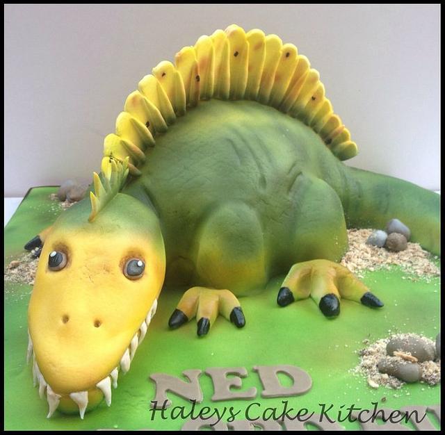 Stanley the spinosaurus!