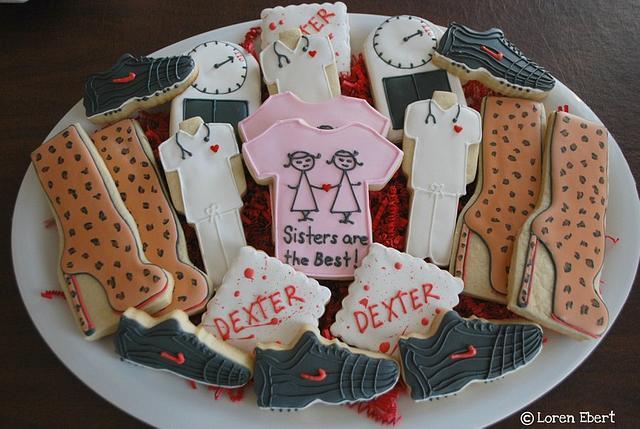 My Favorite Things Cookie Platter
