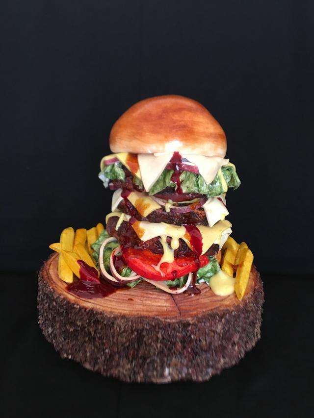 Burgercake