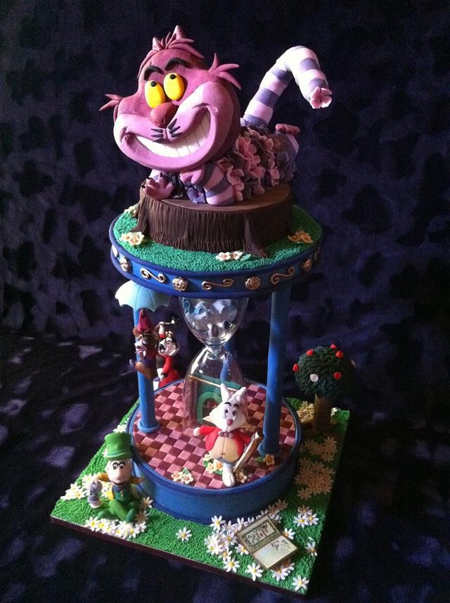 Alice in Wonderland 150 Years collaboration