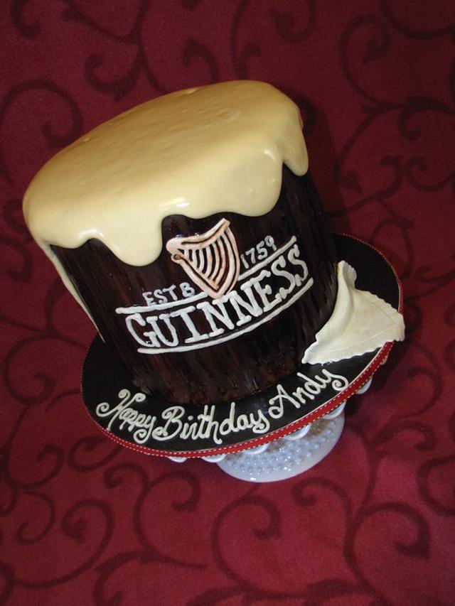 Guinness Beer Cake!