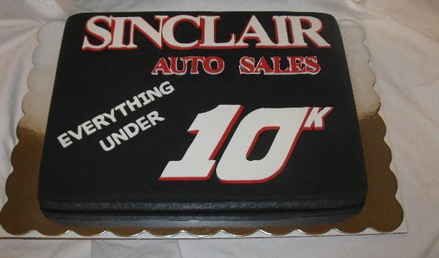 Sinclair Auto Sales Anniversary