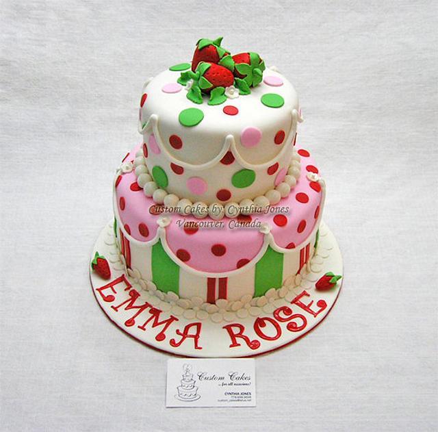 For Emma Rose ...