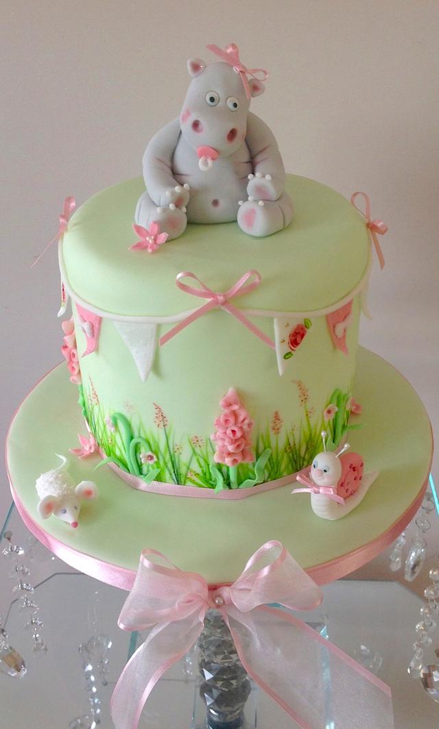 Baby Hippo an d Friends