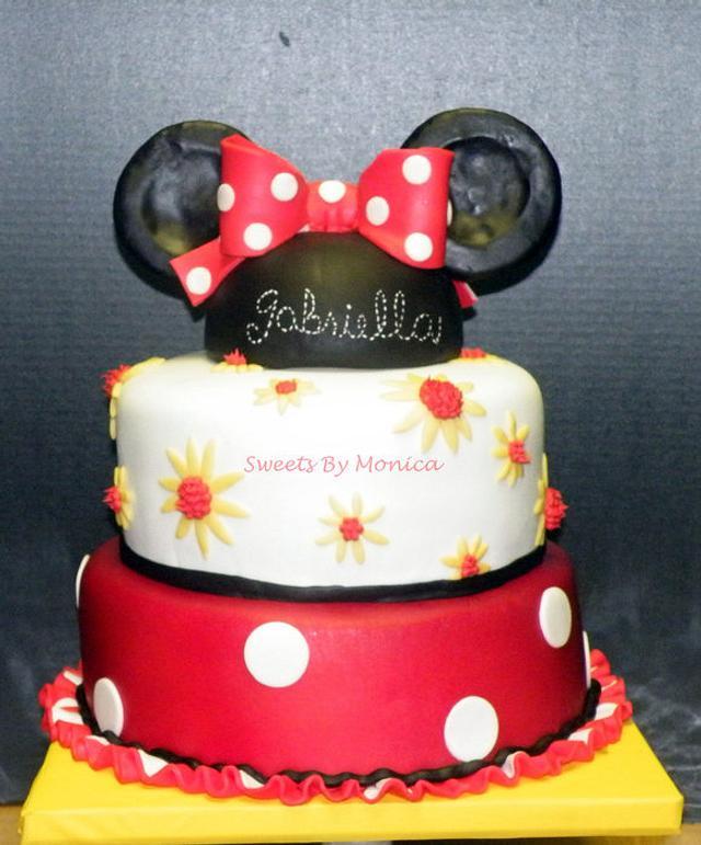 Vintage Minnie Mouse Birthday
