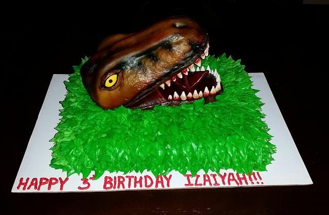 Trex Cake