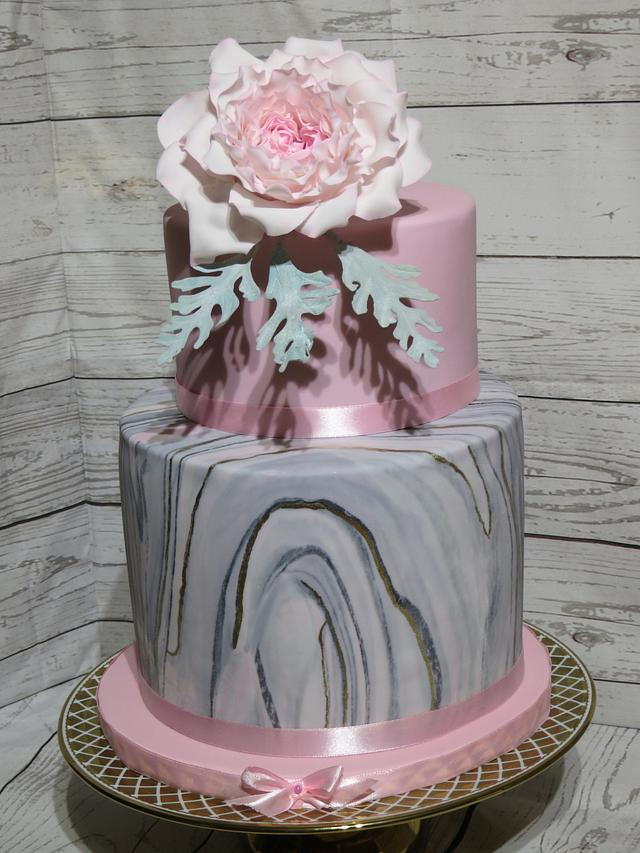 My Daughters 27th Birthday Cake