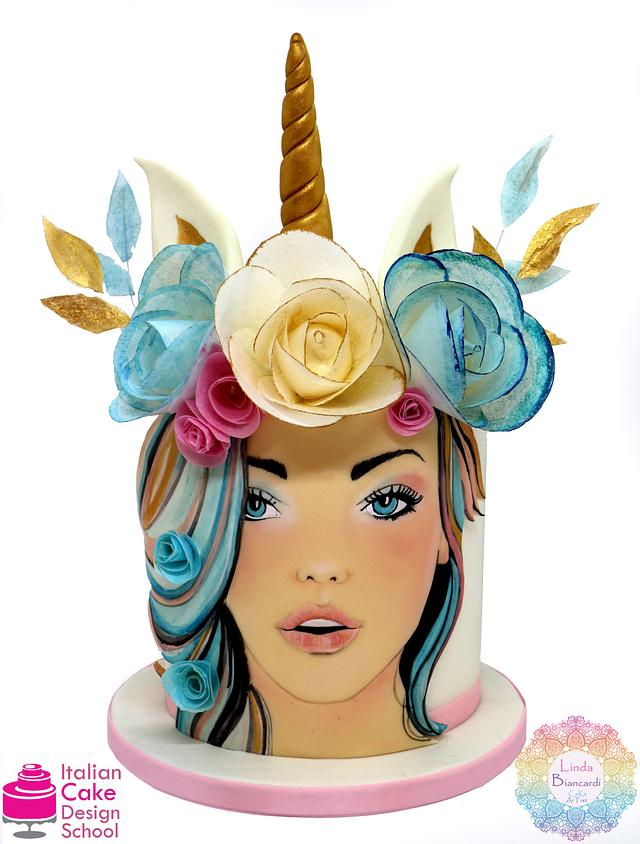 The Unicorn Lady