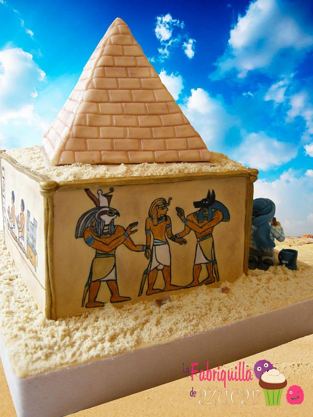 Discoveries in Egypt