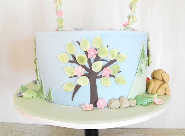 Scarlett's Birthday Cake