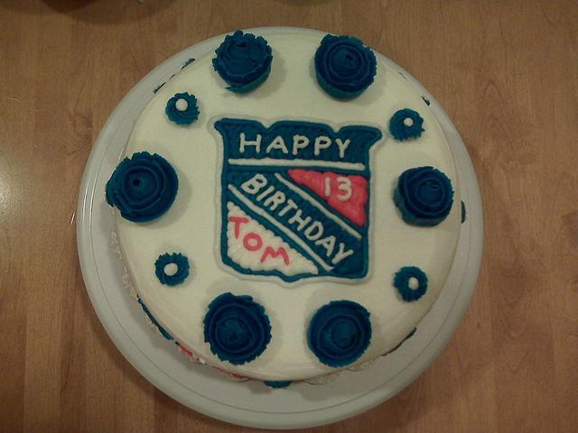 Ranger Cake