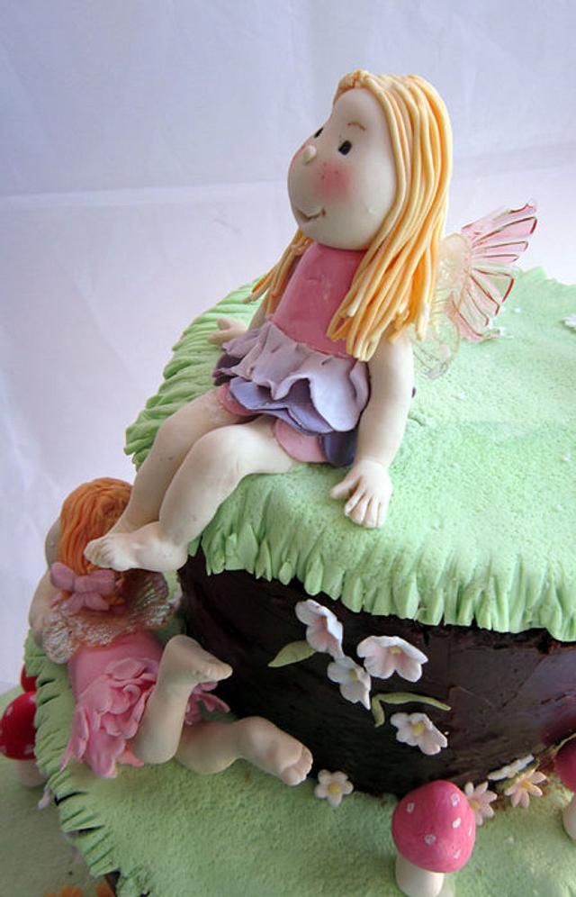 Amy's Fairy Cake