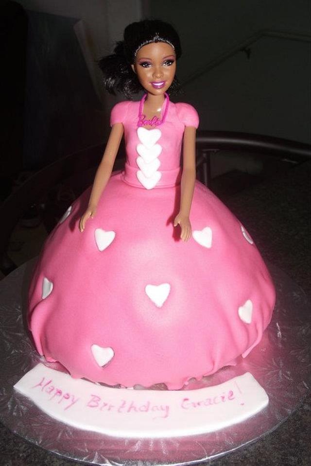Barbie 7th Birthday