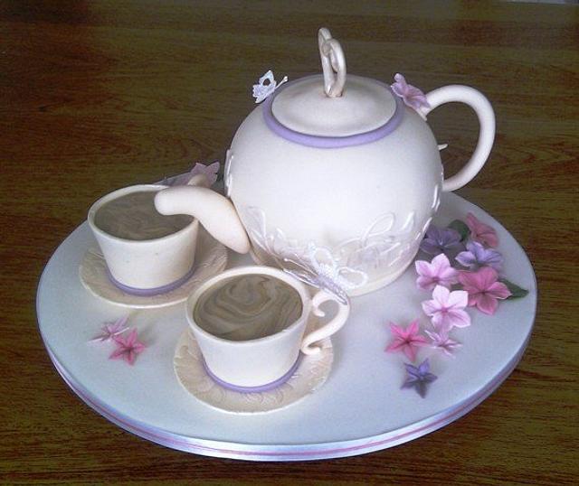 A Wedding Tea Party