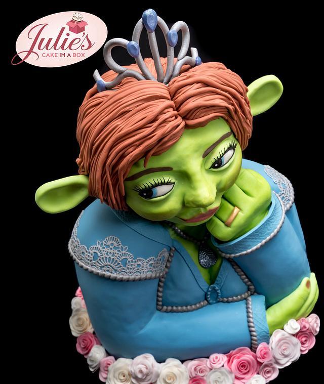 Princess Fiona - CPC Collaboration (Shrek 15th Anniversary)