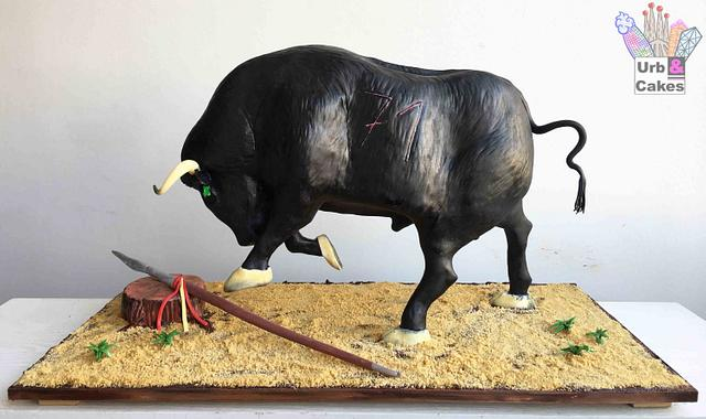 Bull (Animal Rights Collaboration)