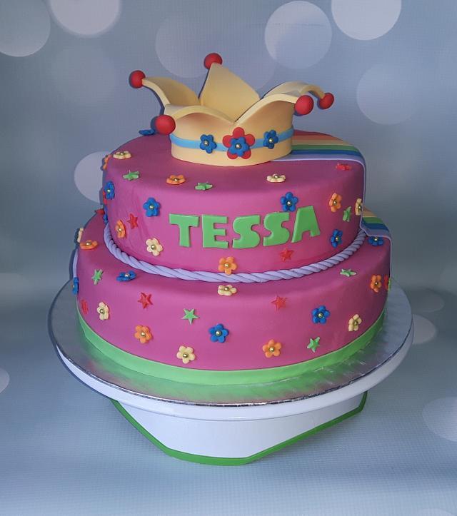 K3 cake.