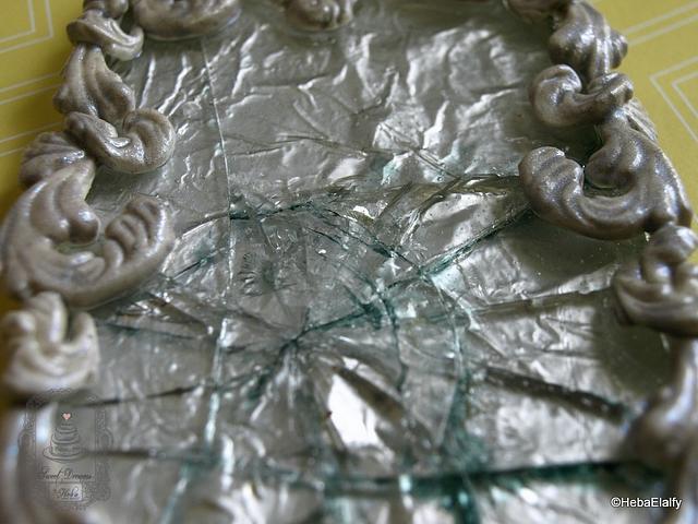 Cracked Mirror!