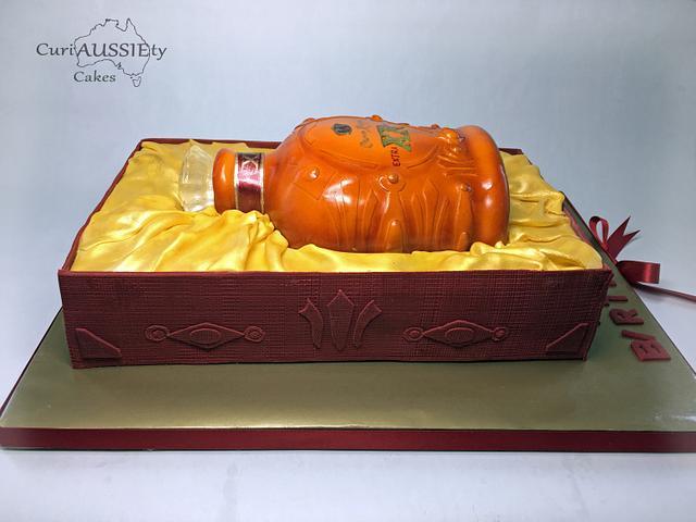 Crown Royal XR cake