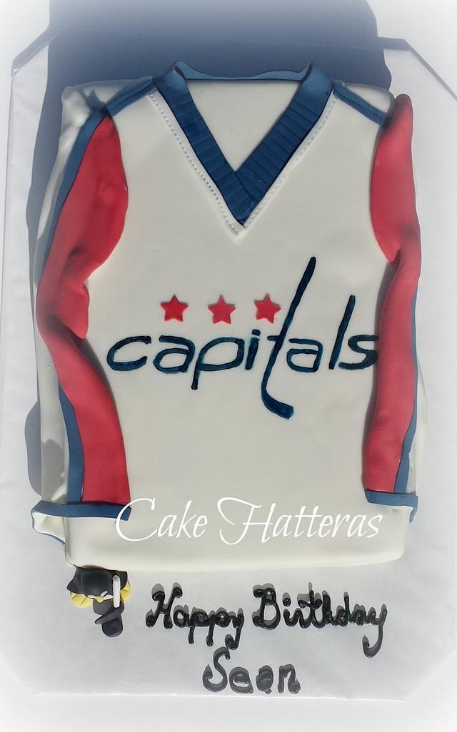 Washington Capitals Hockey Jersey