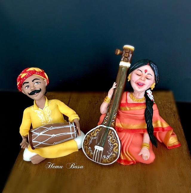 Indian classical singers!