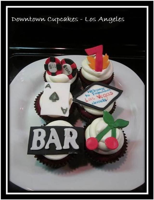 Viva Las Cupcakes!