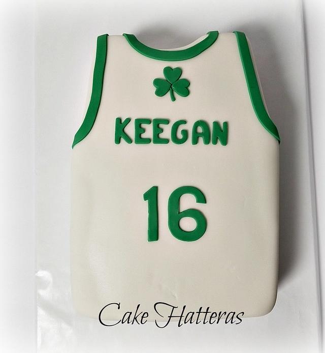 16th Birthday for a Celtics Fan