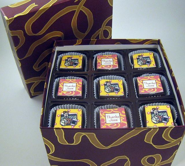 Brownie Bites Gift Box