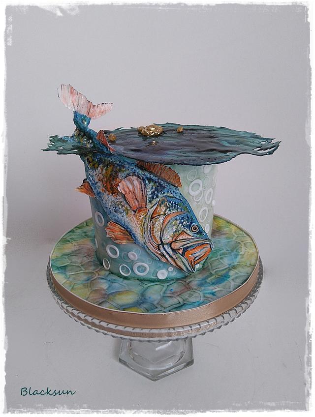 Birthday fish :)