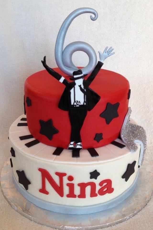 Magnificent Michael Jackson Birthday Cake Cake By Dakotas Custom Cakesdecor Funny Birthday Cards Online Alyptdamsfinfo