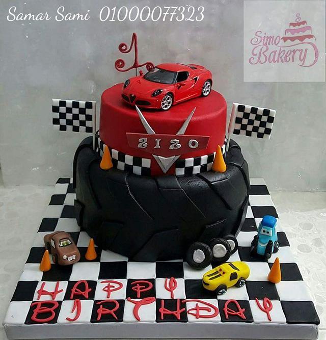 Pleasant Boys Birthday Cake Cake By Simo Bakery Cakesdecor Funny Birthday Cards Online Hetedamsfinfo