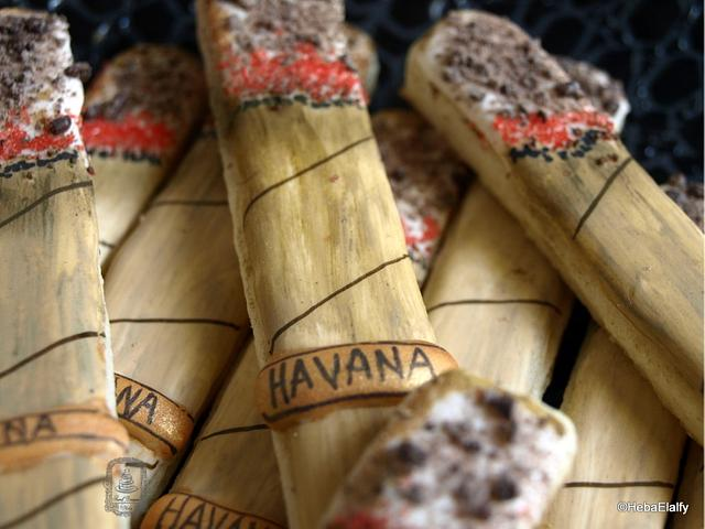 Havana Cigars for Marines