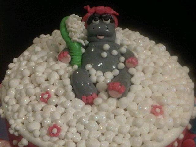 hippo bath