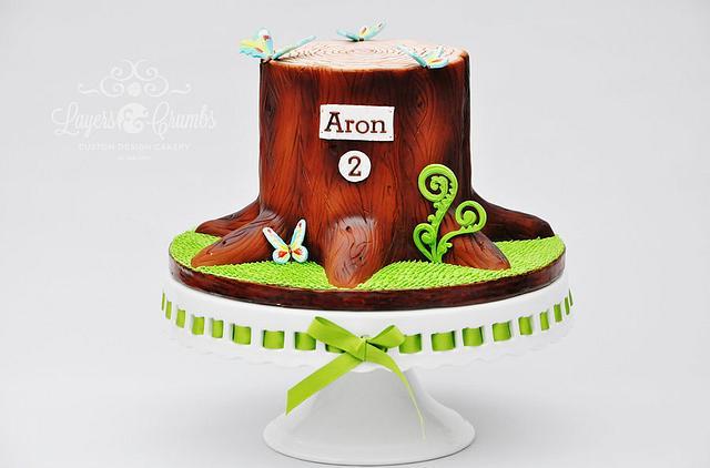 Aron in Woodland