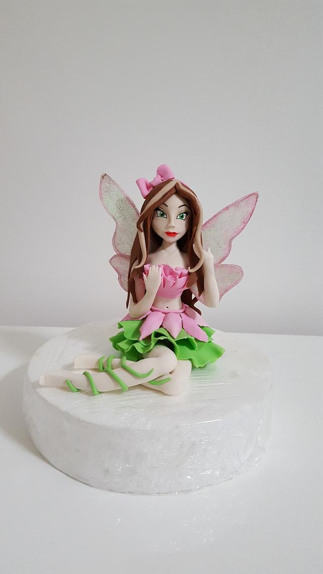 Topper Flora Winx