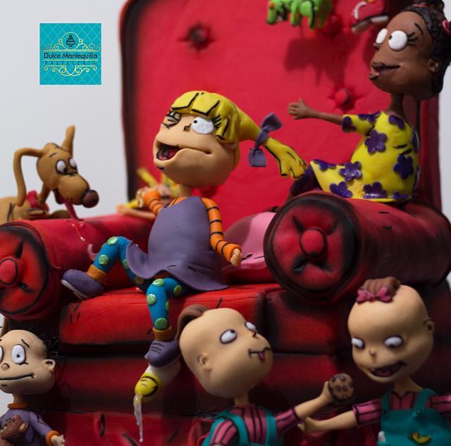 Rugrats ( aventuras en pañales)