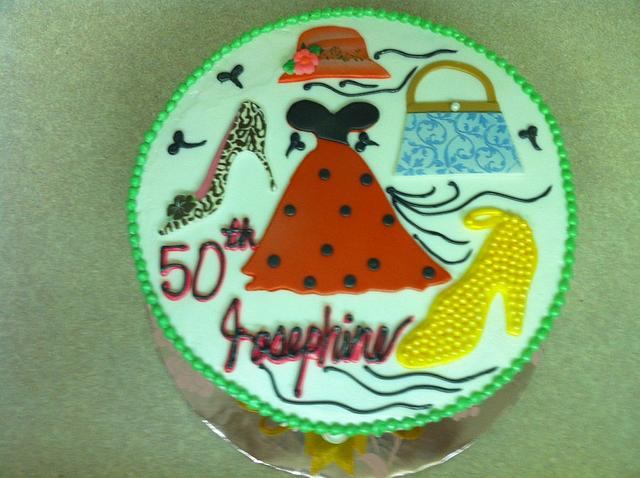 Lady's 50th