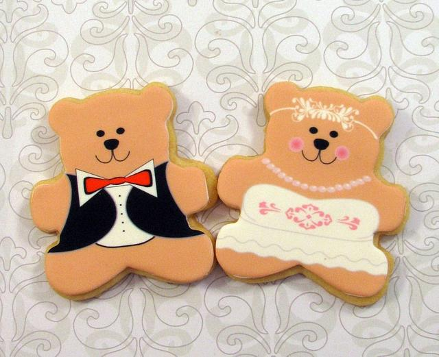 Mr. & Mrs. Bear