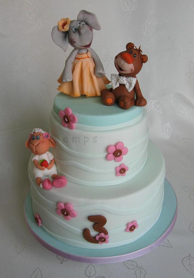 Cake for Nina