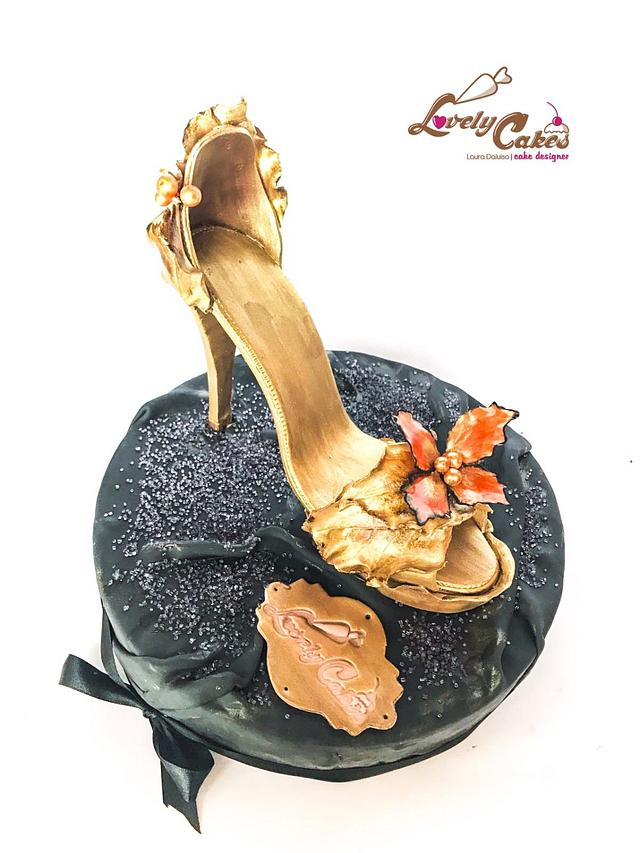 Autumn shoe (Shoes Challenge)