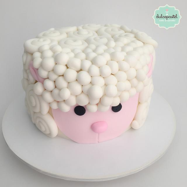Torta Ovejita - Sheep cake