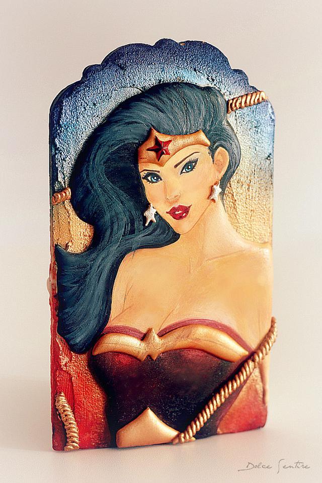 Wonder Woman (Comicake 2015 collaboration)