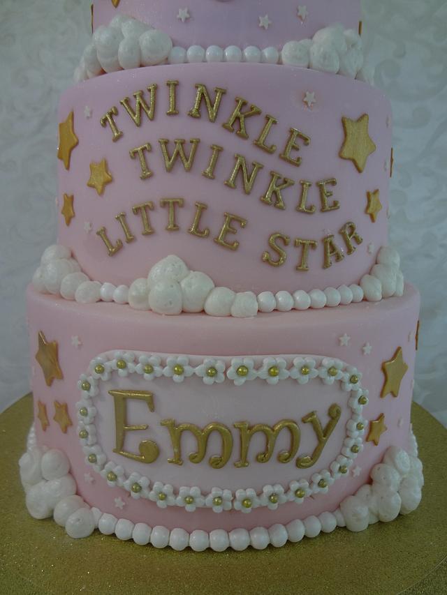 Twinkle, Twinkle Little Star Cake
