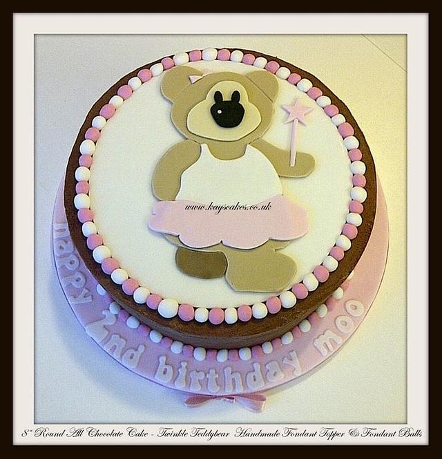 birthday cake for Amelia