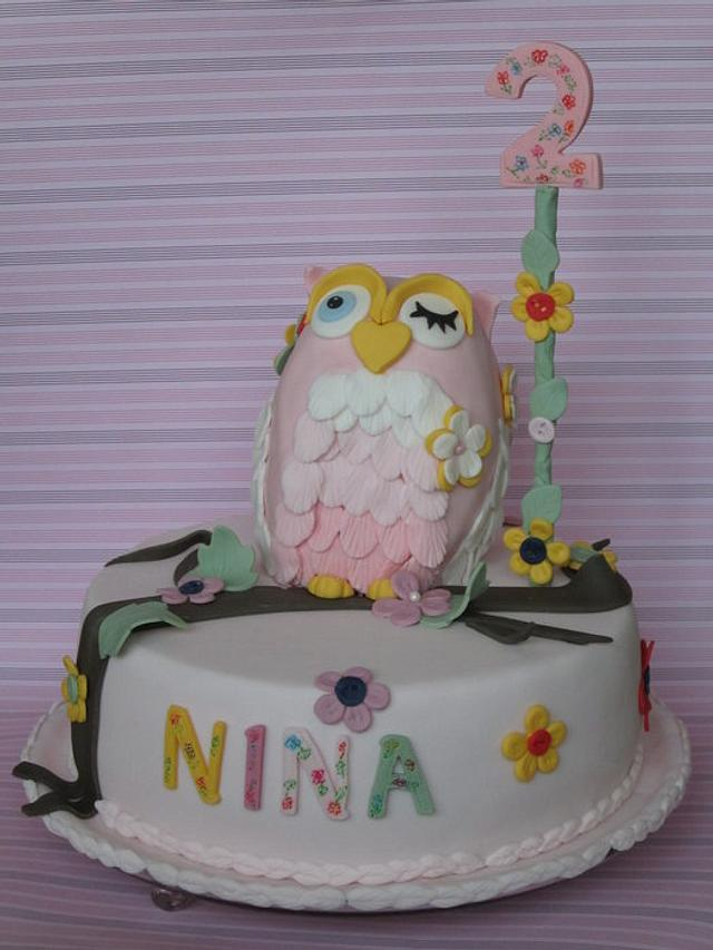 Owlet for Nina